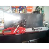 Motosierra Marca Toyama