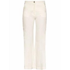 Pantalón Mujer Vero Alfie Crudo Crucet The Net Boutique