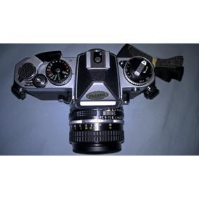 Nikon Fe + Nikkor 50mm 1.8 Ai