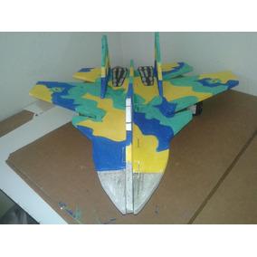 Avião De Isopor