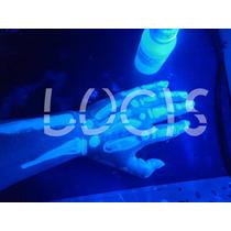 Tinta Invisible Fluorescente Uv Glow