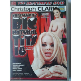 Dvd Pornô Buttman : Big Naturais Tits 18 ( Original )