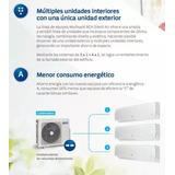 Multisplit Inverter Bgh 2300+2300+3000+4500 Fc Max Ahorro El
