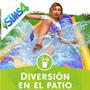 Los Sims 4 Diversion En El Patio + 2 Packs 2017. Entra Ya!