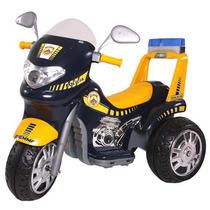 Trator Elétrico Sprint Policia Rodoviaria Federal 169 Biemme