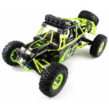 Wltoys 12428 Rc 1/12 2.4ghz 4x4 Rtr 540 New Version + 50 Km