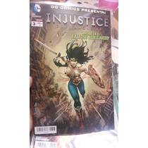 Comics De Coleccion Dc Injustice No.3 Ed. Televisa