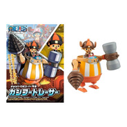 Chopper Robo Super 4 Kung Fu Tracer One Piece Bandai