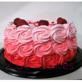 Tortas Decoradas Infantiles Cumpleaños Con Crema Chantilly