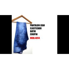 Pantalon Jean Elastizado Talle 48
