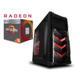 Pc Gamer Amd 2400g 12gb (10gb So Y2gb Tg) 1tb Radeon Vega 11
