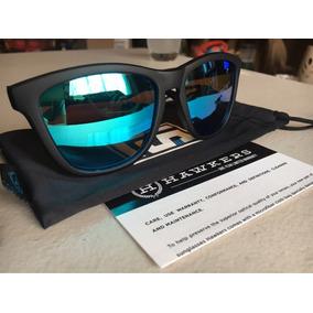 Hawkers X Luis Suarez 9 Carbon Black Clear Blue One B4u2