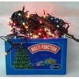 5 - Cajas X 100 Luces De Navidad Multicolor Envio Gratis