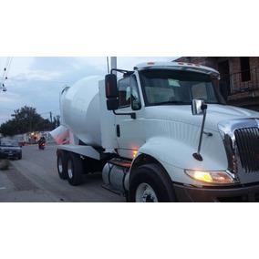 Camion Revolvedor De Concreto International 2009,trompo