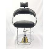 Cadeira Futurama Hidraulica Redonda Moveis Salao Beleza