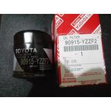 Filtro De Aceite Original Toyota Corolla 90915 Yzzf2