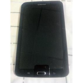 Table Samsung Sm-t217t 4g Lte 16 Gb Liberada Linea Movistar