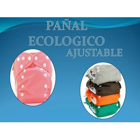 Patrón Pañal Ecologico Ajustable