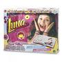Soy Luna Almohada Secreta Con Parlante Candado Diario Intimo