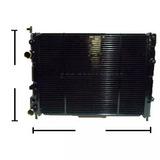 Radiador Agua Diesel 1.4 98´- 00´ Fiat Siena - Dyd Repuestos