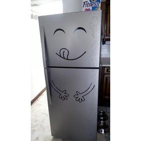 Vinil Decorativo Cocina Hogar Pared Enfriador Refrigerador