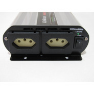 Inversor Voltagem Ivolt 1500w 12v/220v Onda Modificada Soft