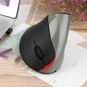 Mouse Gamer Vertical Inalambrico Ergonomico