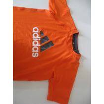 Camisa Adidas Original Lethal Climate T-shirt Talla 10 Nino
