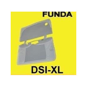 Goma Protectora Para Nintendo Dsixl. Silicon Para Ds