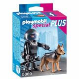 Retromex Playmobil 5369 Unidad Especial K9 Policia Canino