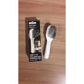 Escova Anti Frizz   Braun Satin Hair 7