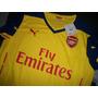 Camiseta Arsenal Inglaterra Premier League Liquidacion !!!