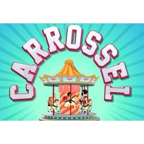 Carrossel Dvd Desenho Animado
