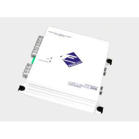 Amplificador Falcon Hs 1500 Dx - 3 Canais Estéreo/subwoofer