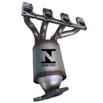 Catalisador C/ Coletor Novo C.garanti Agile/corsa/montana