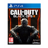 Izalo: Juego Call Of Duty Black Ops 3 Ps4 + Mp!!!