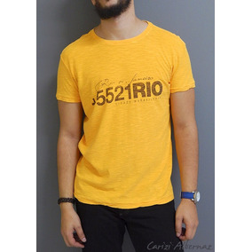 Camisetas Osklen Flame Promocao 70% Off - Mh Multimarcas