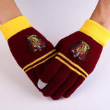 Guantes Gryffindor Harry Potter Ropa Lana Hermione