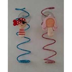 Porta Cepillo Infantil - Porcelana Fría