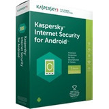 Kaspersky Internet Security 2018 1 Android Tablet Telefono