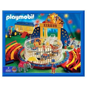Playmobil 4061 El Circo Jugueteria Bunny Toys