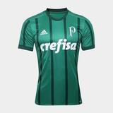 Camisa Do Palmeiras Home 17 / 18 adidas Masculina Lançamento