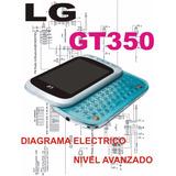 Lg Gt350 ,reparacion De Telefonos Celulares Diagrama Nivel2