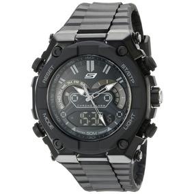 Skechers - Reloj Deportivo Sr1042 Analógico-digital Para Hom
