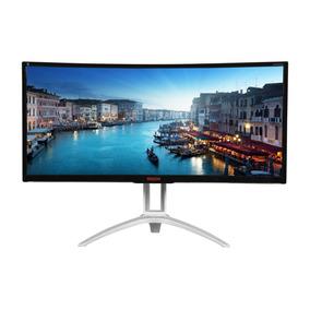 Monitor Aoc Gamer Ag352 35 Panel Mva Hdmi Display Port Usb