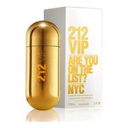 212 Vip Eau De Parfum 80ml Feminino | Original