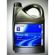 Aceite 10w40 General Motors (gm) 4 Lts.
