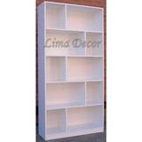 Estante Librero De Melamina-calidad Y Garantia