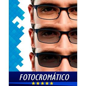 Lente Fotocromática Tipo Transitions, Con El Mejor Material