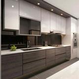 Mueble De Cocina En Melamina Precio Por Metro Lineal - Cocina en ...